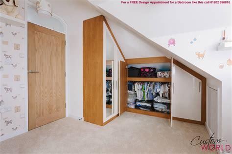 bedroom storage ideas  sloped ceilings home delightful