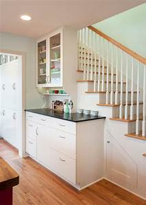 Zilker Kitchen - Transitional - Staircase - austin - by