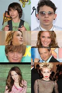 Cast Of Hannah Montana All Big Now We All Know What