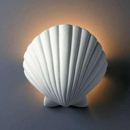 justice design cer  bis ambiance  scallop shell