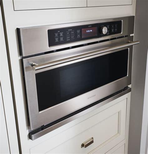 ge monogram double oven manual