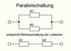Parallelwiderstand Berechnen : reihen und parallelschaltung von widerst nden rechner wetec 39 s technikseite ~ Themetempest.com Abrechnung