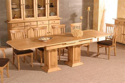 mesa  columnas extensible saloncomedor provenzalpino