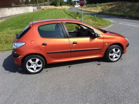peugeot 506 for sale 2001 peugeot 206 for sale for sale in kilmeadan waterford