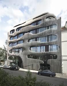 J Mayer H : aluminum organic by j mayer h architects ~ Markanthonyermac.com Haus und Dekorationen