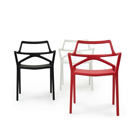 chaise pot delta vondom