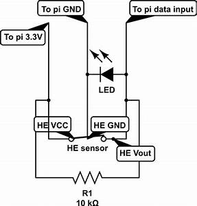 ac coil sensing circuit with a1120eua t hall effect sensor With the hall effect switch is a electronic circuit whichemits a voltage