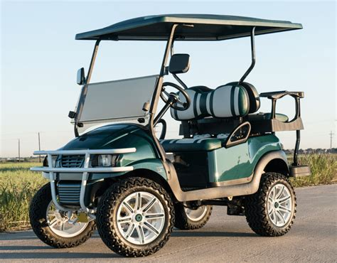 Dallas Fort Worth Custom Golf Carts  Excessive Carts Be