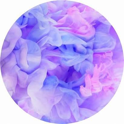 Circle Circulo Picsart Purple Sticker