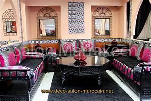 Decoration Salon Marocain. salon moderne marocain accueil design et ...