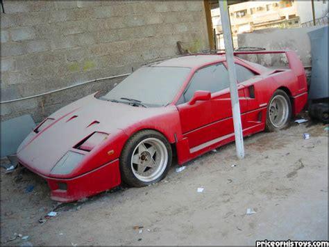F40 Kit Car f40 kit car in dubai