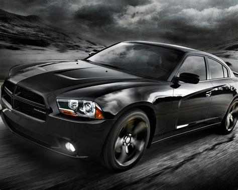 Download Wallpaper 1280x1024 2012 Dodge Black Car Hd