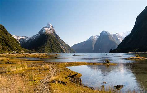 Milford Sound New Zealand Switchback Travel
