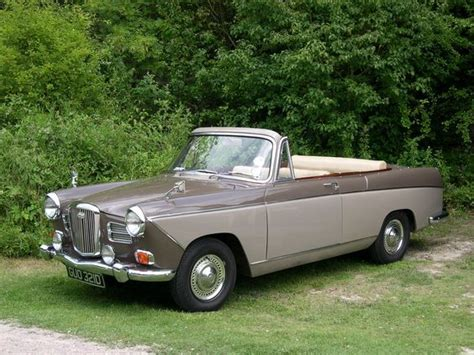 1966 Wolseley 16/60 Convertible