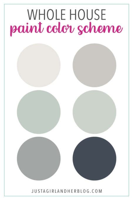 best interior paint colors whole house color scheme lawson