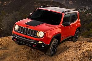 Jeep Renegade Trailhawk : 2017 jeep renegade reviews and rating motor trend ~ Medecine-chirurgie-esthetiques.com Avis de Voitures