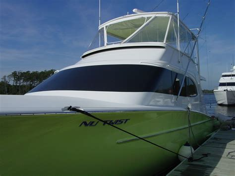 Boat Windshield Frame Paint by Photos Of Sportfishers Page 3 The Hull