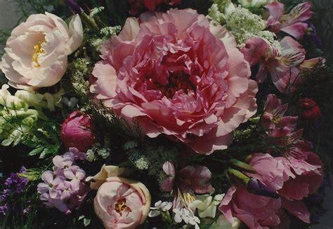 peonies  flower arrangement crickethillgarden