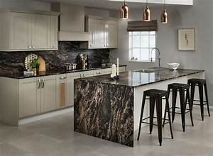 Arbeitsplatten Für Küche : passende arbeitsplatten f r die k che aus naturstein materialien ~ Udekor.club Haus und Dekorationen