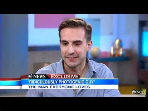 Zeddie Little Meme - ridiculously photogenic guy zeddie little on good morning america web star to run nyc marathon