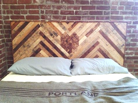 diy reclaimed wood headboard 18 do it yourself projects home stories a to z