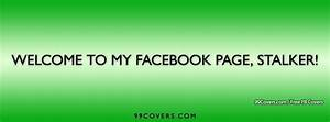 Facebook Cover Photos - Welcome To My Facebook Page ...