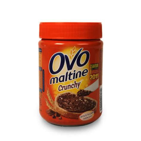 pate a tartiner ovomaltine pate a tartiner ovomaltine crunchy 400g tous les produits miels p 226 tes 224 tartiner prixing