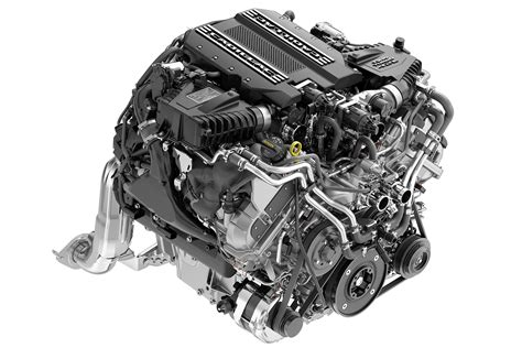 Cadillac Drops Details All New Liter Twin Turbo