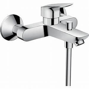 Mitigeur Bain Douche Hansgrohe : mitigeur bain douche logis co hansgrohe plomberie online ~ Melissatoandfro.com Idées de Décoration
