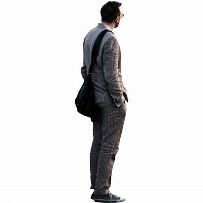 Standing Photoshop Person Human Humans Entourage Cutout