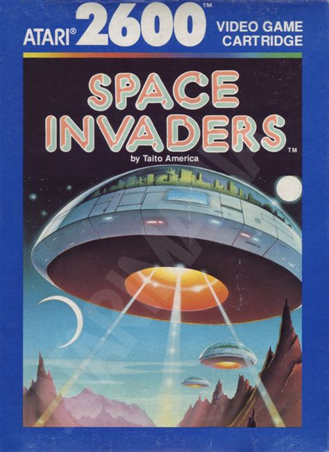 Atari 2600 Vcs Space Invaders Scans Dump Download