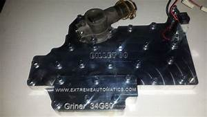 Sell 4l80e Billet Manual Valvebody W   Pro Transbrake