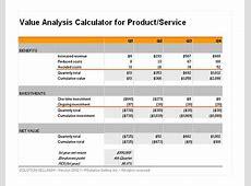 Present Value Analysis Calculator Present Value Analysis