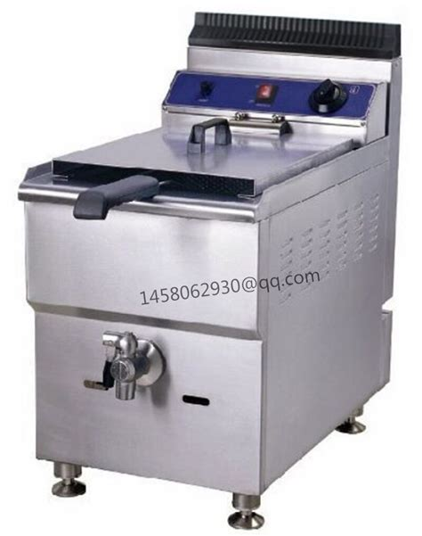 fryer deep gas commercial table frying machine counter fat fish chips kitchen equipment electric lpg capacity basket fryers natural single