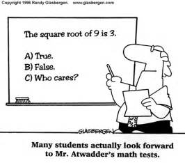 What Does Ict Stand For In Education by Funny Math Cartoons Archives Randy Glasbergen