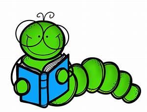 Free Bookworm Clipart - ClipArt Best