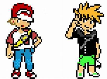Pokemon Pixel Trainer Maker Pixelartmaker Rivals