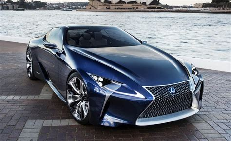 New Lexus Sports Car  Sports Cars