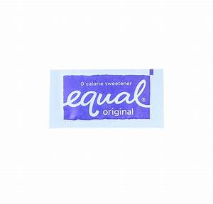 Equal Sugar Substitute (Case 2000 packets): LWR Farmers Market