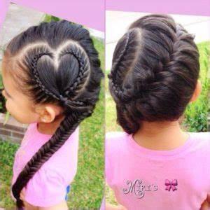 Coiffure Facile Pour Petite Fille : coiffure tresse pour petites filles coiffure simple ~ Nature-et-papiers.com Idées de Décoration