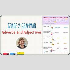 Grade 2 Grammar Practice  Adjectives And Adverbs