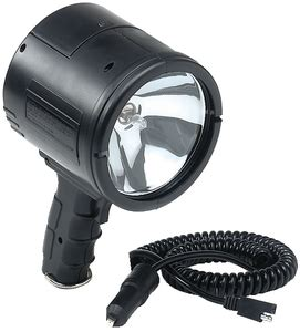 candela rechargeable ls optronics qh100 optronics spotlight 1m candle power 55 watt qh100 boaters plus