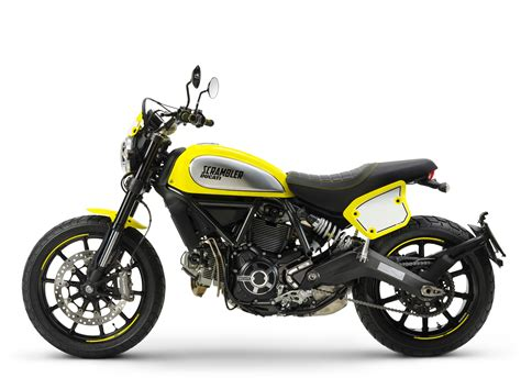 Modification Ducati by Motorcycle Modification Ducati Scrambler Flat Track Pro 2016