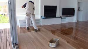 how to paint a wood floor paint or apply clear With how to varnish wood floors
