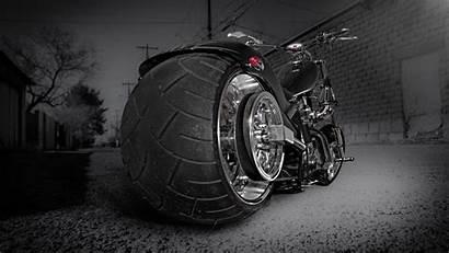 Chopper Custom Motorcycle Bike Motorbike Tuning Wallpaperup