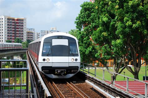 Driverless Trains Delivered To Singapore