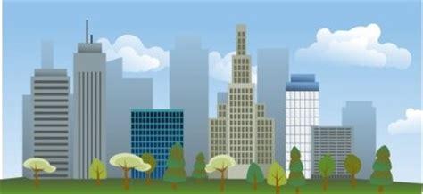 vector city skyline vector clip art ai svg eps vector