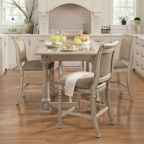 empire ii  piece gathering table  chair set