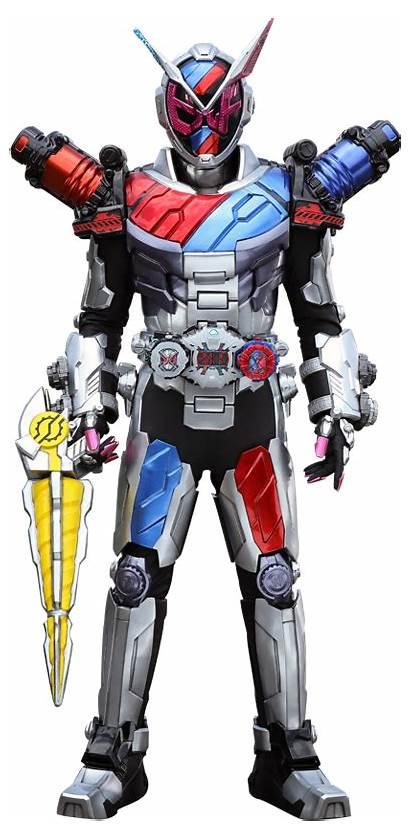 Zi Kamen Rider Armor Build Sougo Tokiwa
