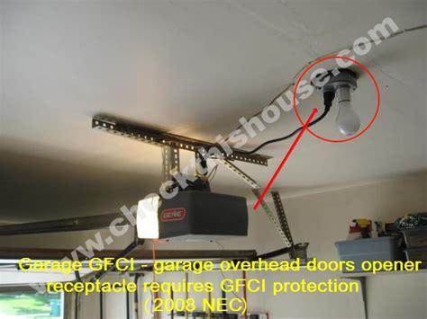 garage gfci receptacles  gfci  accessory buildings
